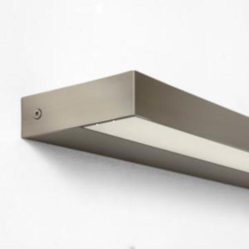 7271 Axios 600 LED Matt Nickel Wall Light