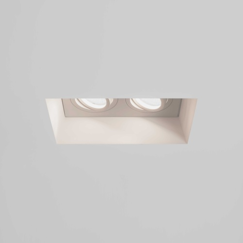 Blanco Twin Recessed Downlight 7344