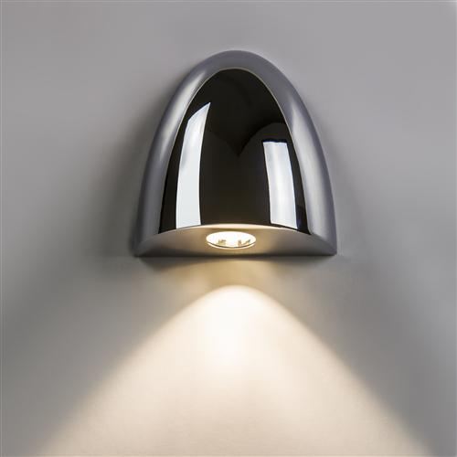 7369 Orpheus LED Recessed Wall Light