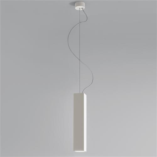 Osca White Ceiling Pendant Light 7387