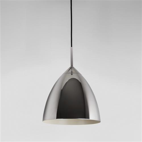 Joel 270 Polished Chrome Pendant Ceiling Light 7416