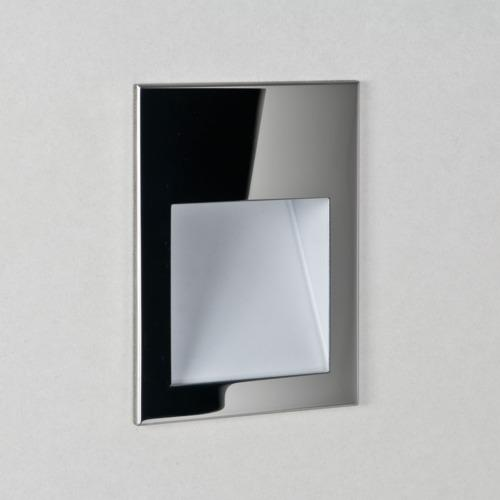 7531 Borgo Stainless Steel 90 LED Recessed Wall Light