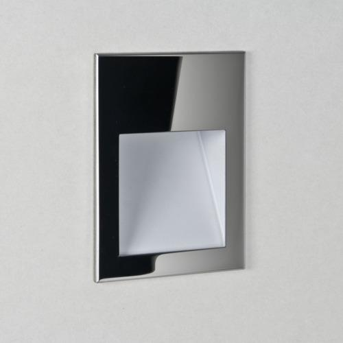 Borgo led 54 2700k recessed wall light the lighting superstore borgo led 54 stainless steel 2700k recessed wall light 7546 aloadofball Image collections