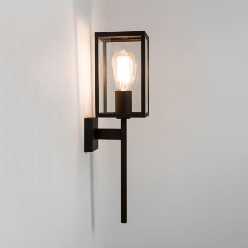 Exterior: Coach 130 Outdoor Lantern Wall Light