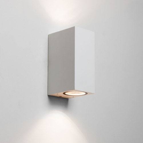Double Wall Light External : Chios 150 Exterior Double Wall Light 7565 The Lighting Superstore