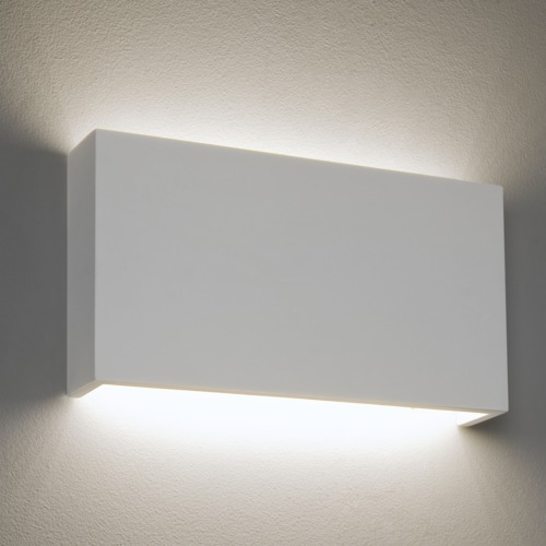 Rio 325 plaster led wall light 7608 the lighting superstore rio 325 plaster led wall light 7608 aloadofball Images