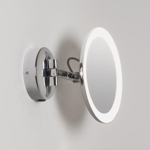 Mascali IP44 LED Chrome Bathroom Wall Mirror Light 1373001 (7627)