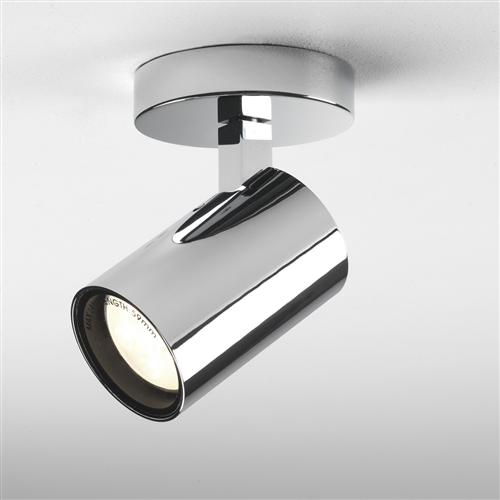 Aqua led round ceilingwall spotlight fitting the lighting superstore aqua led polished chrome round ceiling spotlight 6155 aloadofball Image collections