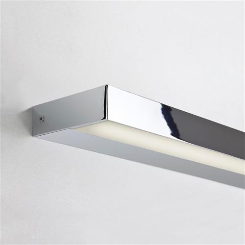 Axios Chrome 900 LED IP44 Bathroom Wall/Mirror Light 1307008