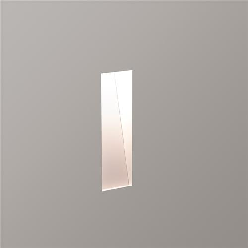 Borgo trimless 35 white recessed led wall light 7533 the lighting borgo trimless 35 white recessed led wall light 7533 aloadofball Image collections