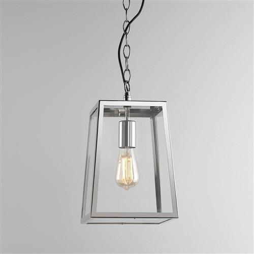 cheap for discount 1221a a35ad Calvi 305 LED Polished Nickel Outdoor Porch Lantern 1306014 (8315)