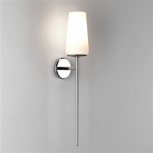 Deauville LED Polished Chrome IP44 Bathroom Wall Light 7978+4186