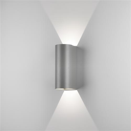 Dunbar 255 Tubular IP65 Rated Outdoor Wall Light 1384021 (8209)