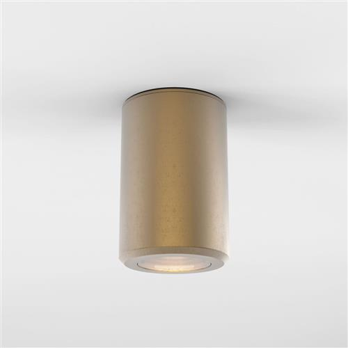Jura IP44 Antique Brass Surface Mounted Outdoor Light 1375003 (5824)