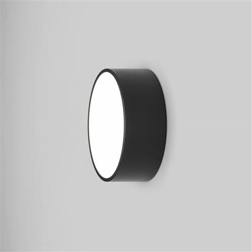 Kea Black Round IP65 Outdoor Wall Light 1391002 (8020)