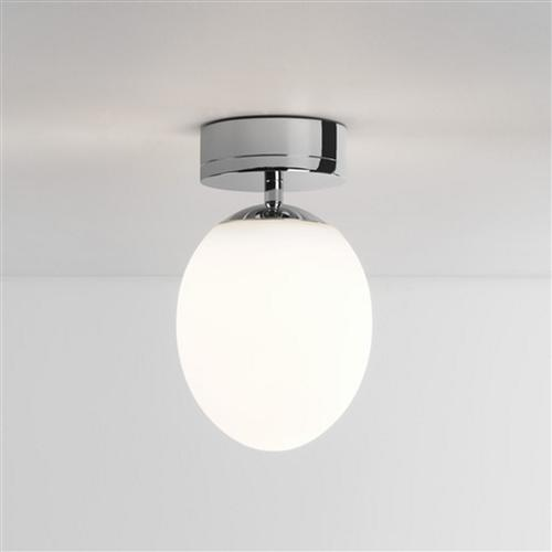 Kiwi LED Polished Chrome IP44 Bathroom Ceiling Light 1390002 (8009)