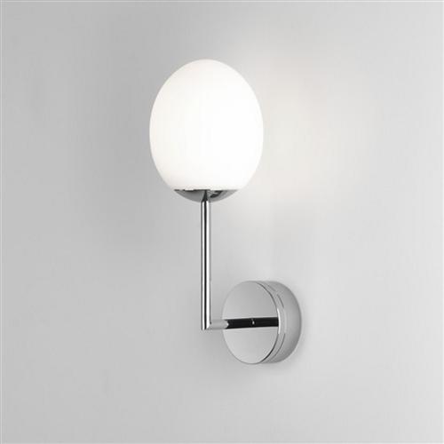 Kiwi ip44 rated bathroom wall light fitting the lighting superstore kiwi led polished chrome ip44 bathroom wall light 8010 aloadofball Images