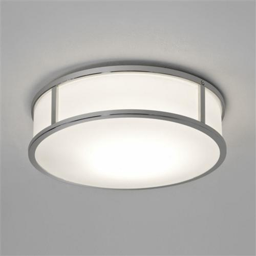 Mashiko 300 Polished Chrome LED IP44 Bathroom Ceiling Light 7947 & Mashiko 300 LED IP44 Bathroom Ceiling Light | The Lighting Superstore azcodes.com