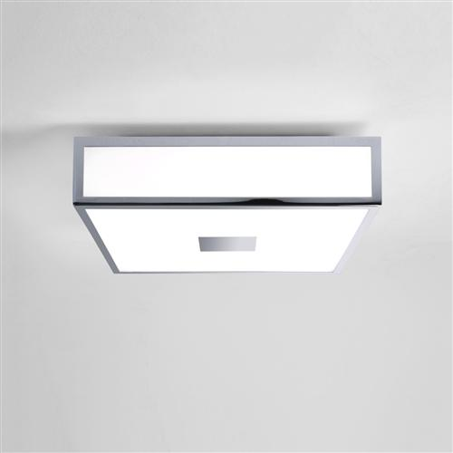 Mashiko 300 LED Square IP44 Bathroom Ceiling Light 1121040 (7942)