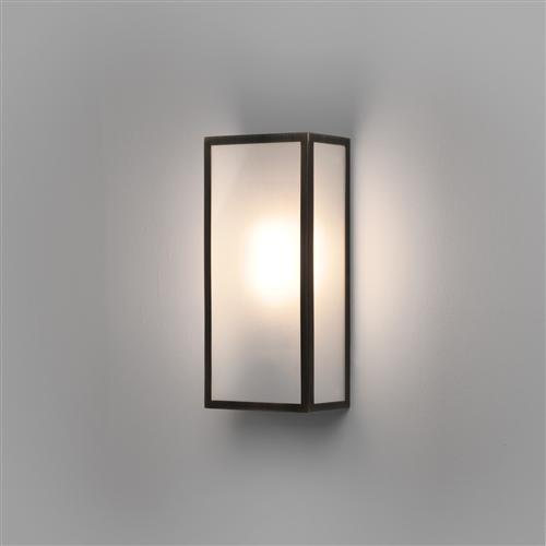 Messina Bronze Painted Outdoor Wall Light 1183009 (7870)