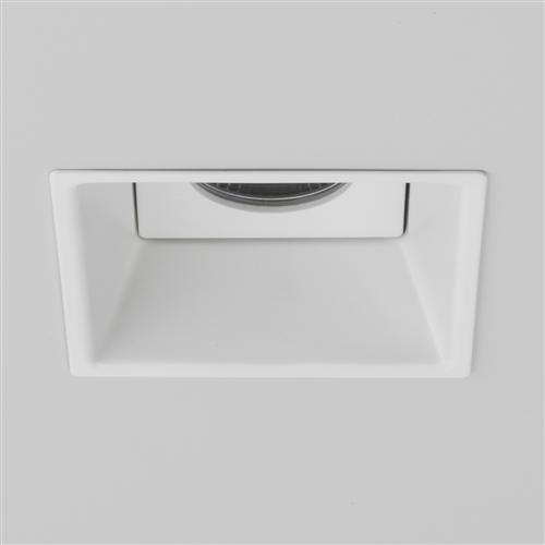 Minima LED IP65 Rated Square Recessed Down Light 1249024