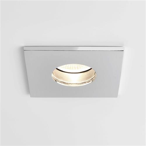 Obscura LED IP65 Polished Chrome Recessed Downlight 1381005 (5818)