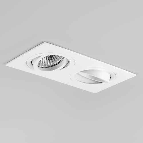 Taro Double Recessed Spotlight The Lighting Superstore