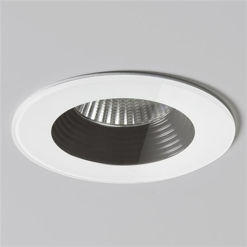 Vetro LED Round White IP65 Bathroom Recessed Downlight 1254013 (5746)