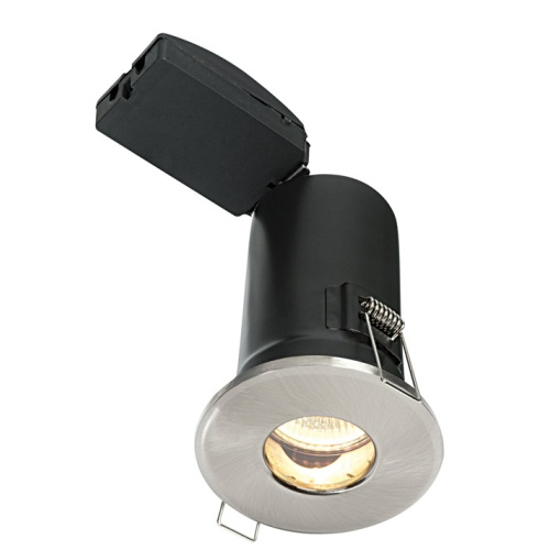 Shield Plus Mv IP65 Fire Rated Recessed Spot Downlight 50688
