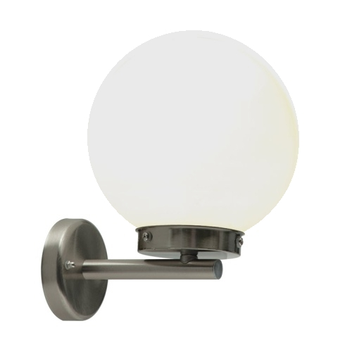 51672 Pallo Globe Outdoor Wall Light