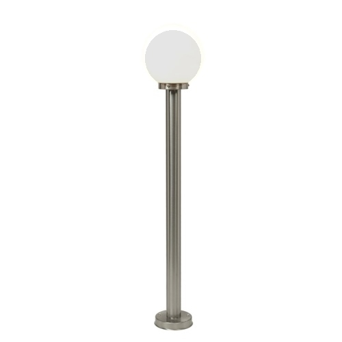 51674 Pallo Globe Bollard Garden Light