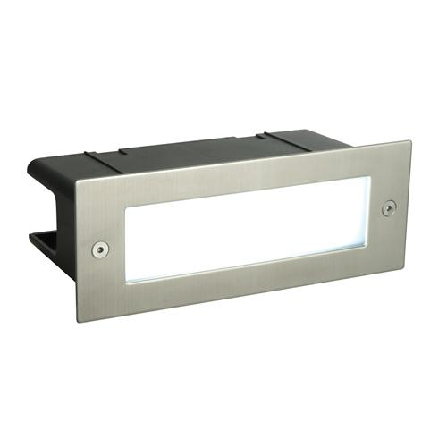 Seina LED Recessed Brick Light 52104