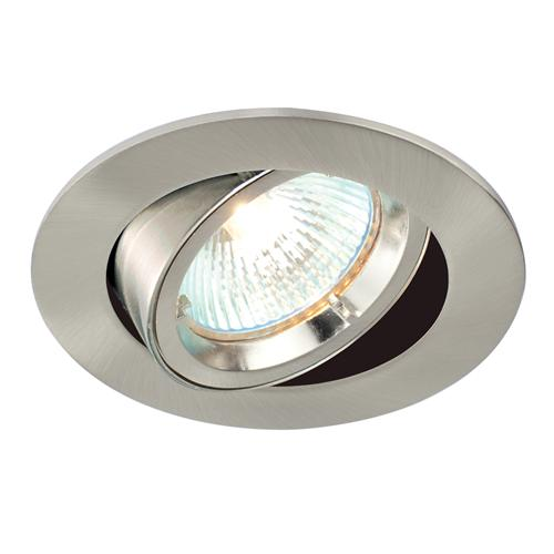 Cast Tilt Recessed Downlighter 52333