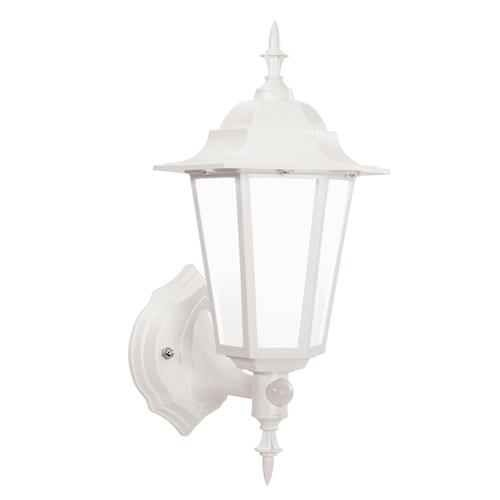 54556 Evesham Traditional LED Lantern With PIR Sensor