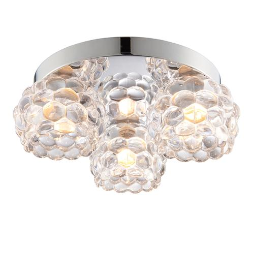 Lawcross IP44 Rated Bathroom Ceiling Light 55159