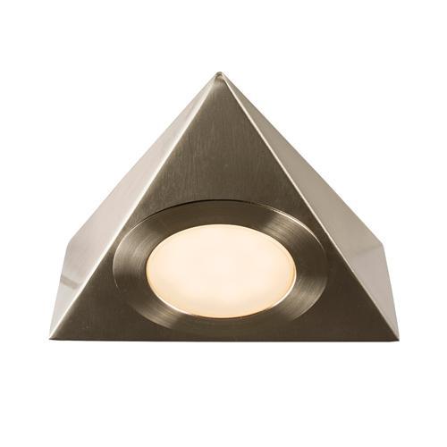 Nyx Single Triangular Led Under Cabinet Light The