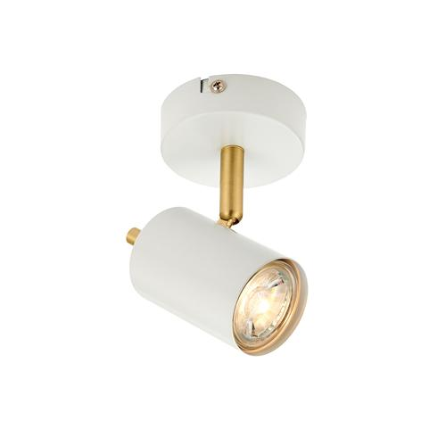 Gull LED Single Ceiling/Wall Spotlight 59931 The Lighting Superstore