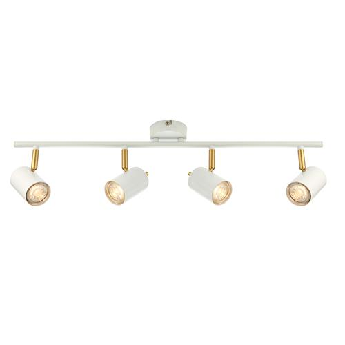 Gull LED Four Light Ceiling Spot Bar 59933