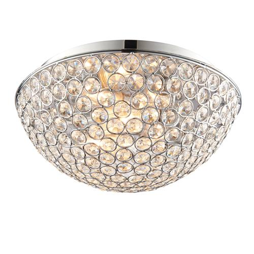 Chryla Crystal IP44 Bathroom Ceiling Light 60103  sc 1 st  The Lighting Superstore & Chryla Crystal Bathroom Ceiling Light 60103 | Lighting Superstore azcodes.com