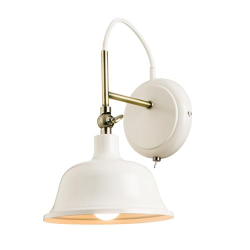 Laughton single switched wall light the lighting superstore laughton switched single wall light 60842 aloadofball Gallery
