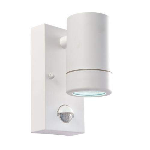 Icarus PIR Exterior LED Single Spotlight 61006