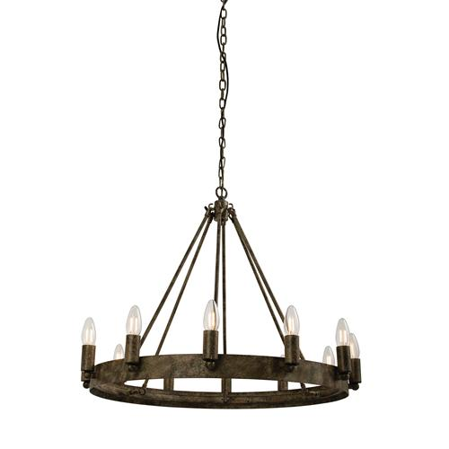 61026 Chevalier Medieval Ceiling Pendant