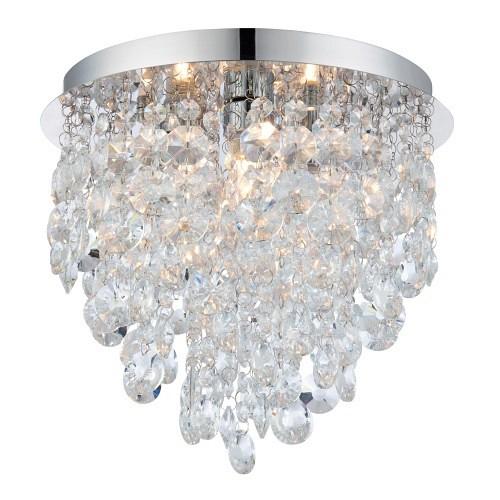 Kristen IP44 Rated Crystal Bathroom Light 61233