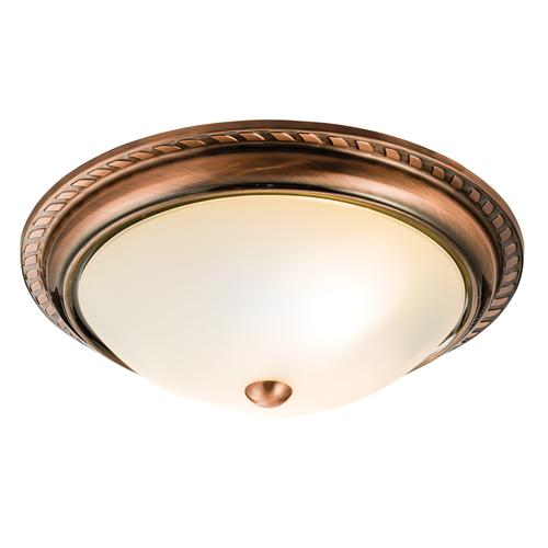 Athens Traditional Flush Ceiling Light 61240