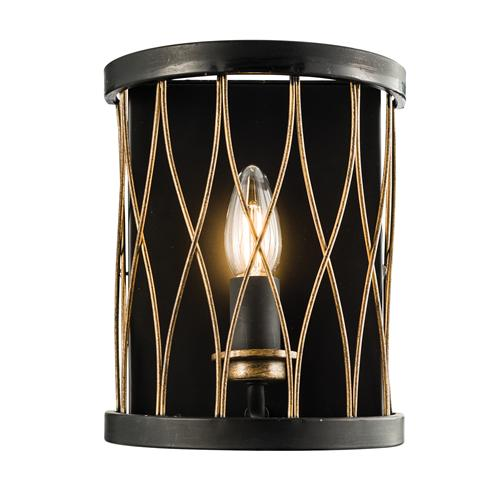 Heston Traditional Wall Light 61499