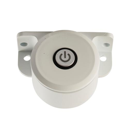 Single White On/Off Switch 61660