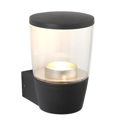 67697 Canillo Outdoor Anthracite LED Wall Light