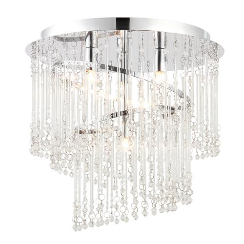 Camille Semi-Flush Ceiling Light 68698