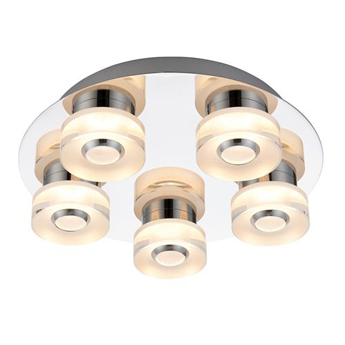 68913 Rita LED Colour Changing Bathroom 5 Light