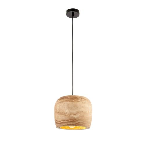 Lucy Natural Wood Pendant Light 68997